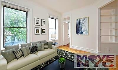 Living Room, 438 W 45th St, 2