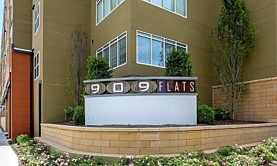 Community Signage, 909 Flats, 2