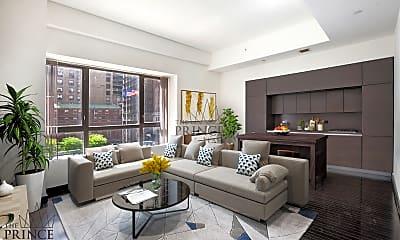 Living Room, 20 Pine St 413, 0