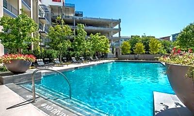 Pool, South Side Flats, 1