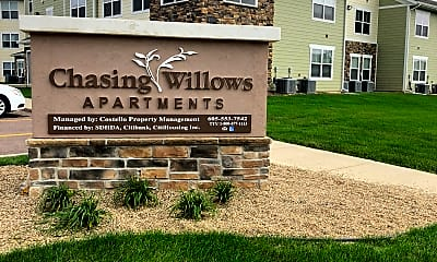 Chasing Willows Apartment, 1