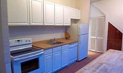 Kitchen, 12 Warren St, 1