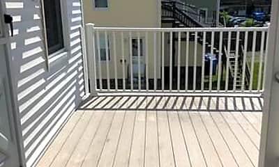Patio / Deck, 85 Cherry St, 1