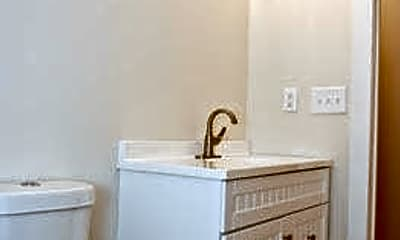 Bathroom, 349 King St, 2