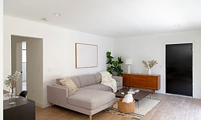 Living Room, 4938 Rosewood Ave, 0