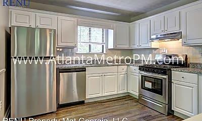 Kitchen, 2038 Walden Park Dr, 1