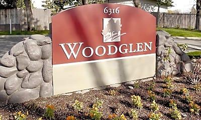 Community Signage, Woodglen, 2