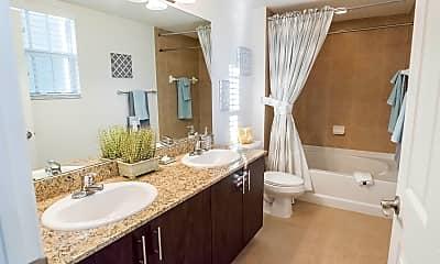 Bathroom, Casa Brera Apartments, 2