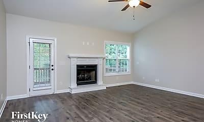 Living Room, 119 Savannah Ridge Ct, 1
