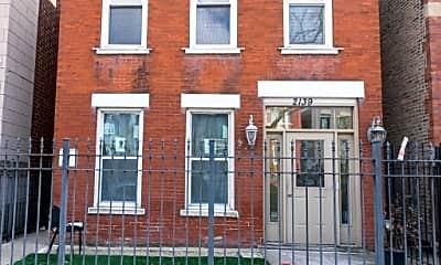 Building, 2139 W Huron St, 1