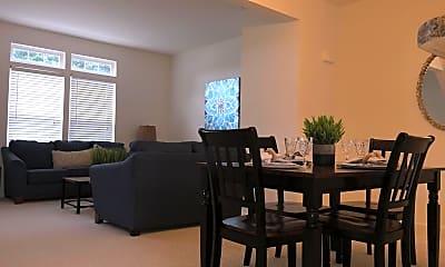 Dining Room, 2106 Lockwood Dr, 1