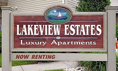 Community Signage, Lakeview Estates, 2