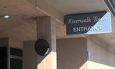 Comstock Hotel & Apartments (Riverwalk Condominiums), 1