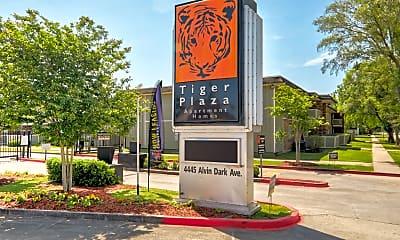 Community Signage, Tiger Plaza, 2