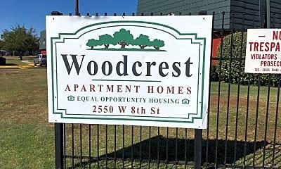 Woodcrest Apartments, 1
