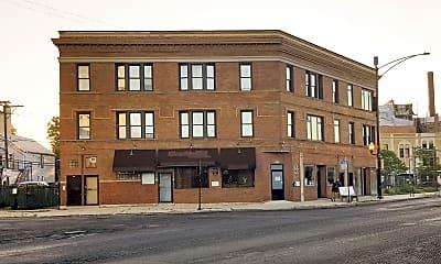 Building, 2165 N Milwaukee Ave 3, 0