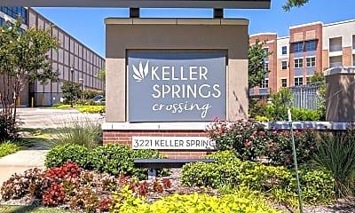 Building, Keller Springs Crossing, 2