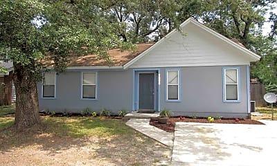 Building, 7804 Oak Forest Dr, 0