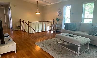 Living Room, 7717 Shadowhill Way, 1