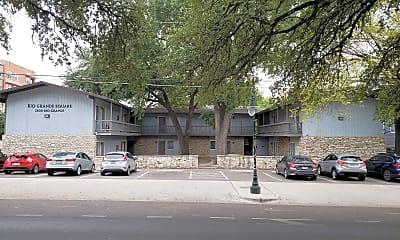 Rio Grande Square Student Apartments, 1