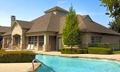 Pool, Austin Bluff, 0