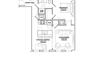 Bathroom, 3632 Johnson Mill Blvd, 2