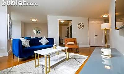Living Room, 12 E 96th St, 0