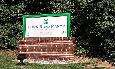 Dunn Road Manor, 1