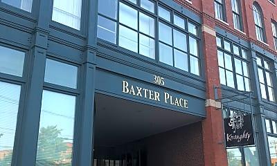 BAXTER PLACE, 1
