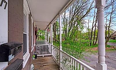 Patio / Deck, 77 Brainard St, 1