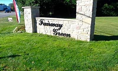 Community Signage, Fairway Green Apartments, 0