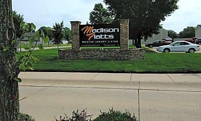 Madison Flatts, 1