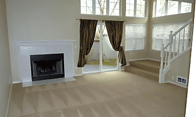 Living Room, 9605 NW Miller Hill Dr, 0
