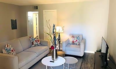 Living Room, Oakwood Place Apartment Homes, 0