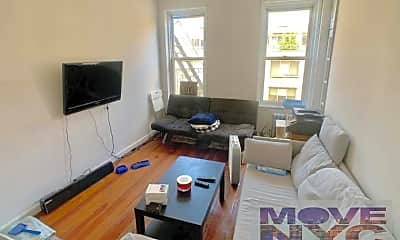 Living Room, 524 E 11th St, 2