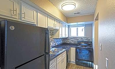 Kitchen, Fairview Apartments, 1