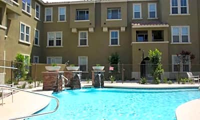 Pool, Matthew Henson Senior Apartments, 2