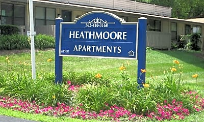 Building, Heathmoore, 1