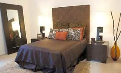 Bedroom, Willow Park Apartments, 2