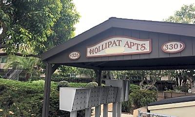 HOLLIPAT APARTMENTS, 1