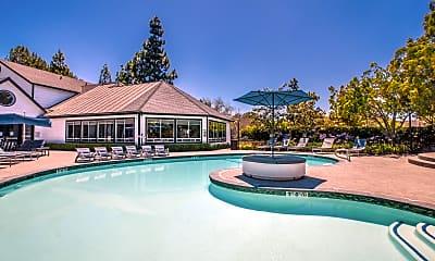 Pool, Windrift Apartments, 0