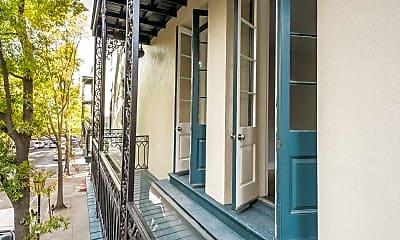 Patio / Deck, French Quarter, 0