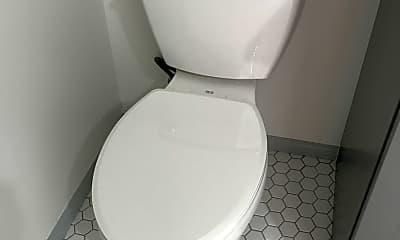 Bathroom, 2001 Shirley Lane, 2
