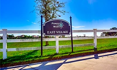 Community Signage, 7239 E Village Square, 2