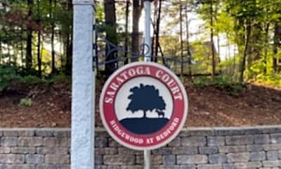 Community Signage, 11 Saratoga Ct 11, 2