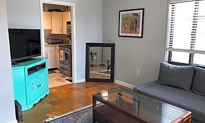 Living Room, 1280 21st St NW, 1
