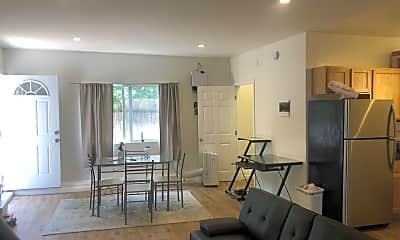 Living Room, 15244 La Maida St, 0