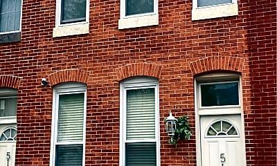 Building, 511 N Collington Ave, 2
