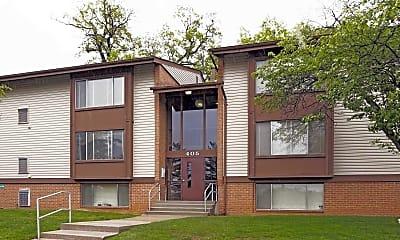 Building, Cedar Run, 2