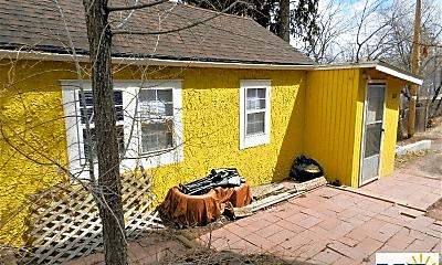 Patio / Deck, 812 Prospect Pl, 1